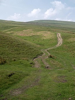 Pennine Way - geograph.org.uk - 454685
