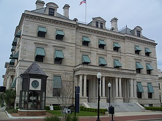 United States Customs House and Post Office (Pensacola, Florida) - Image: Pensacola Customshouse 03