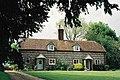 Pentridge, brick and flint cottages - geograph.org.uk - 521779.jpg