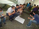 People at Wikimedia CEE Meeting 2016 1, ArmAg (15).jpg