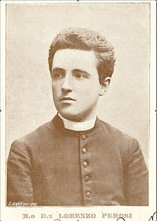 Lorenzo Perosi Italian composer