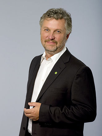 Peter Eriksson (politician) - Peter Eriksson