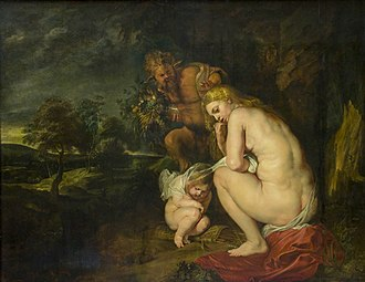 Venus Frigida - Image: Peter Paul Rubens (1577 1640) Venus frigida (1611) kmska 001 28 02 2010 14 30 37