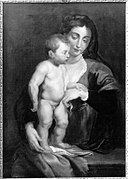 Peter Paul Rubens (Kopie nach) - Maria mit dem Kinde - 4867 - Bavarian State Painting Collections.jpg