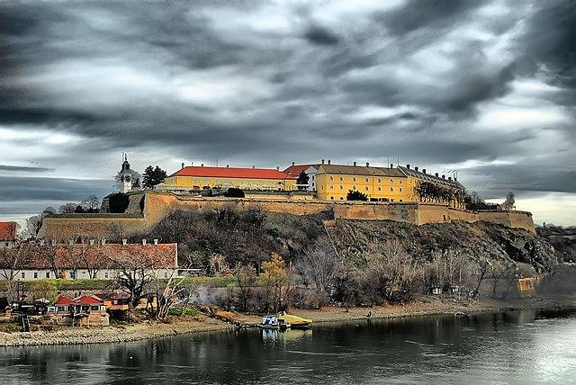 Petrovaradin Fortress, Novi Sad, by Aleksić Ivan