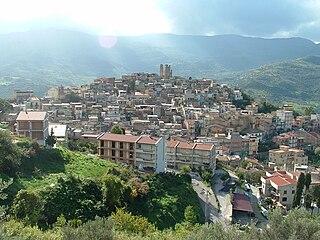 Pettineo,  Сицилия, Италия