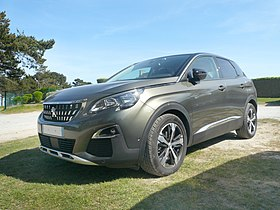 Image illustrative de l'article Peugeot 3008 II