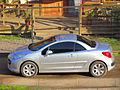 Peugeot 207 CC 1.6 Sport 2009 (14207446589).jpg