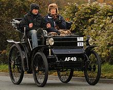 Peugeot 6HP Vis-à-vis 1898.