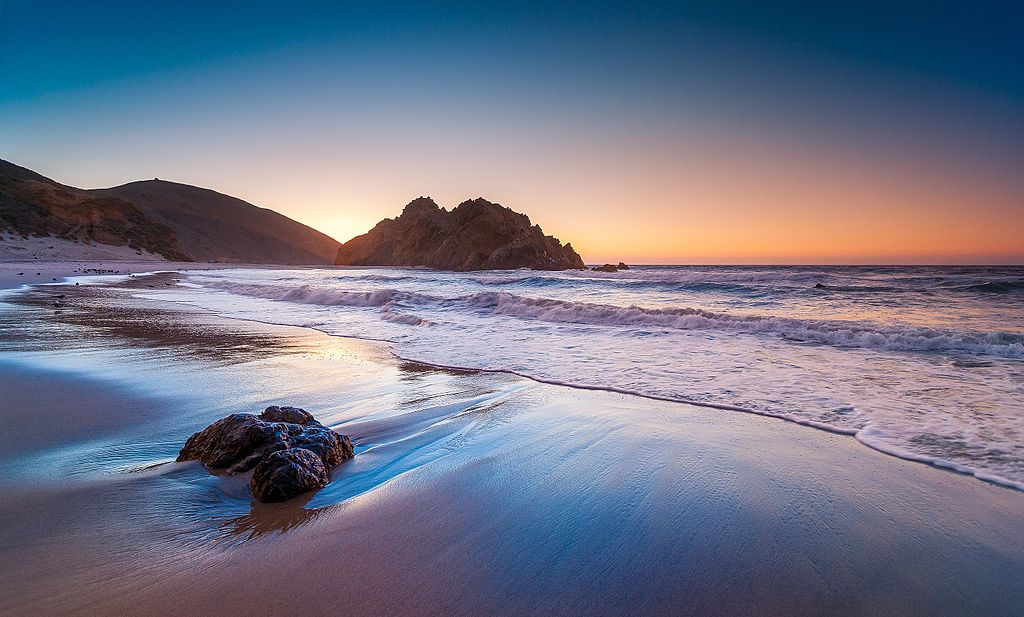 Pfeiffer Beach, Big Sur, California, United States