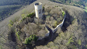 Image illustrative de l'article Château du Pflixbourg