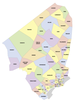 Barangays Of Cebu City Wikipedia