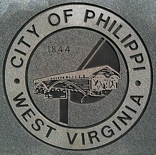 Philippi, West Virginia City in West Virginia, United States