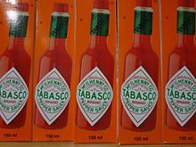 Photography by David Adam Kess, Original Tabasco red pepper sauce.jpg