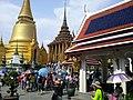 Phra Borom Maha Ratchawang, Phra Nakhon, Bangkok, Thailand - panoramio (91).jpg
