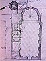 Pianta della chiesa di san Domenico, Trapani.jpg