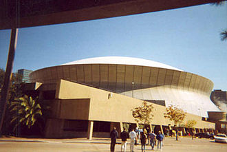 2003 NCAA Division I Men's Basketball Tournament - The Louisiana Superdome was host of the Final Four and National Championship in 2003.