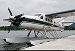 Picture of a Tofino Air's turbine Otter