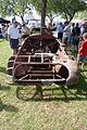 Pierce Arrow 1930 Land Speed Record Car Restoration AboveHood FOSSP 7April2013 (14400412459).jpg