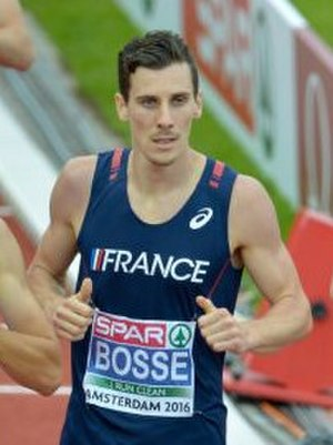 Pierre-Ambroise Bosse - Bosse at the 2016 European Championships