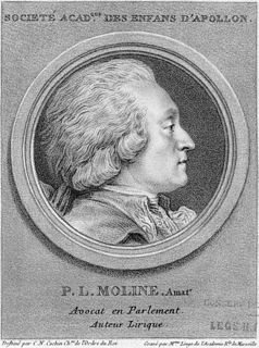 Pierre-Louis Moline French writer