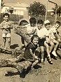 PikiWiki Israel 12262 Children in kindergarten on a tree.jpg