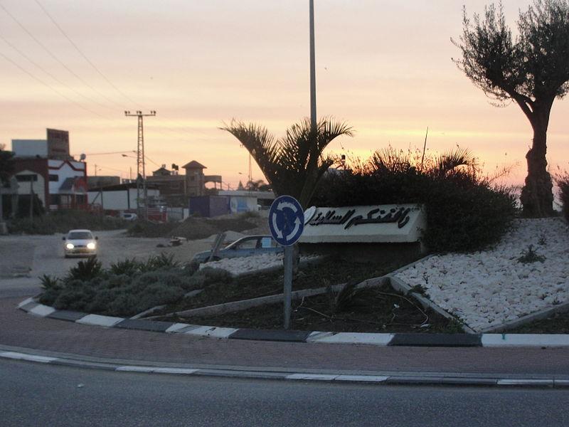 הכיכר הראשי בבאקה