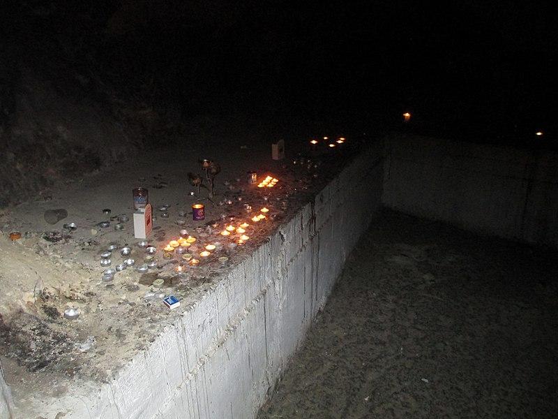 קבר חוני המעגל בחצור הגלילית