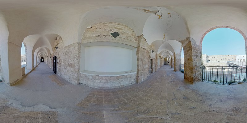 עכו - מוזיאון אסירי המחתרת
