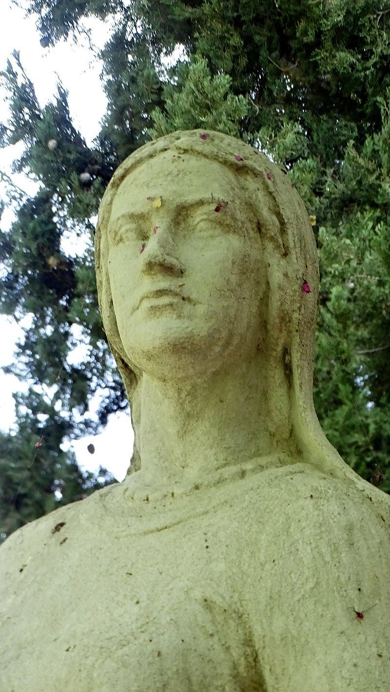 פסל רחל אמנו ברמת רחל