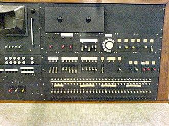 Pilot ACE - Pilot ACE console