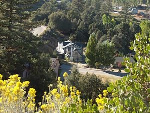 Pine Mountain Club, California - Pine Mountain Club is a high-income area.