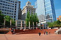 Pioneer Courthouse Square May 2008.jpg
