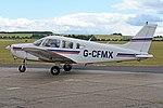 Piper PA28-161 Warrior II 'G-CFMX' (31561528568).jpg