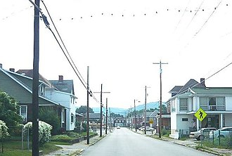 South Connellsville, Pennsylvania - Pittsburgh Street