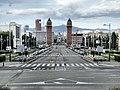 Plaça Espanya, Barcelona - panoramio (27).jpg