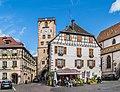 Place de l'Hotel-de-Ville in Ribeauville (3).jpg