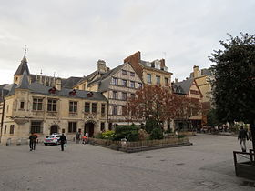 Image illustrative de l'article Place de la Pucelle
