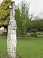 Plaine-de-Walsch (Moselle) croix de chemin B.jpg