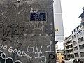 Plaque de la rue Royaume à Genève.JPG