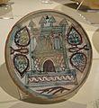 Plat tallador, primera meitat del segle XIV, fons Col·lecció Municipal, València.JPG
