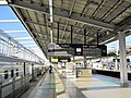 Platform of Sanyo Shinkansen Kokura Station.jpg