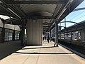 Platform of Sasebo Station (JR) 3.jpg