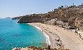 Playa Bol Nou, Villajoyosa, España, 2014-07-03, DD 11.JPG