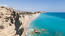 Playa Paraíso, Villajoyosa, España, 2014-07-03, DD 07.JPG