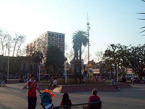 San Miguel, Buenos Aires - San Miguel Square