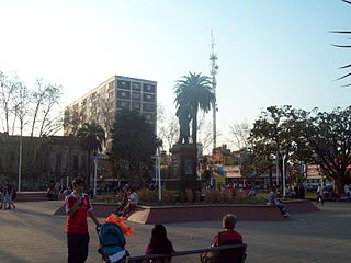 City in Buenos Aires, Argentina