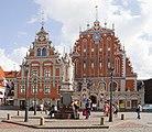 Plaza del Ayuntamiento, Riga, Letonia, 2012-08-07, DD 10.JPG