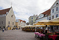 Plaza del ayuntamiento, Tallinn, Estonia, 2012-08-05, DD 01.JPG