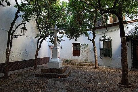 Plaza santa amrta sevilla